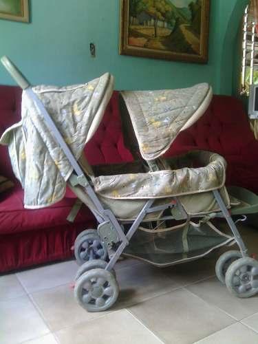 Coche Morocho Unisex. Gama Baby