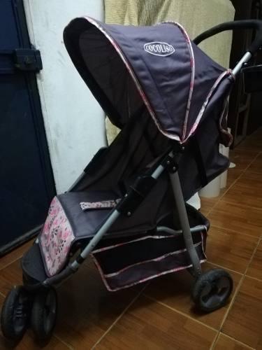 Coche Tipo Paraguas,marca Ccocolisso, Para Bebe Buen Estado