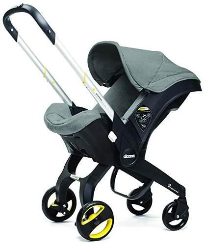 Coche Y Silla De Carro 2en1 Para Bebes Importado Marca Dona