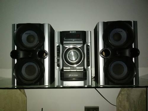 Equipo De Sonido Sony Exelentes Condiciones
