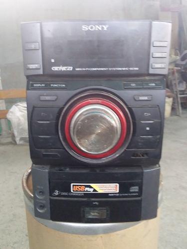 Equipo De Sonido Sony Para Reparar O Repuesto