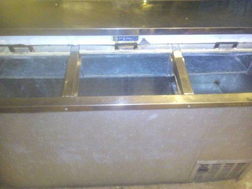 Freezer 3 Puertas Marca Perko, Muy Poco Uso