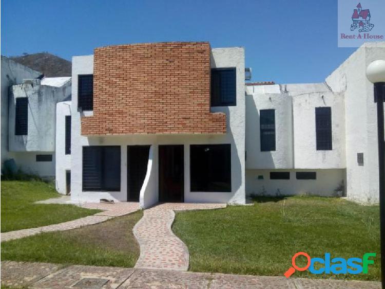 Townhouse en Venta Altos la Esmeralda Jt 19-9186