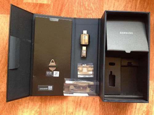 Caja Vacía Samsung Galaxy S8. Con Varios Accesorios