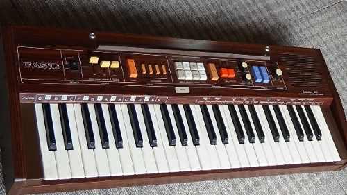 Casiotone 403 Vintage Análogo  | Impecable De