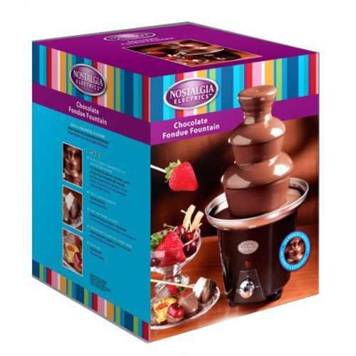 Chocolatera Nostalgia Electrics Nueva
