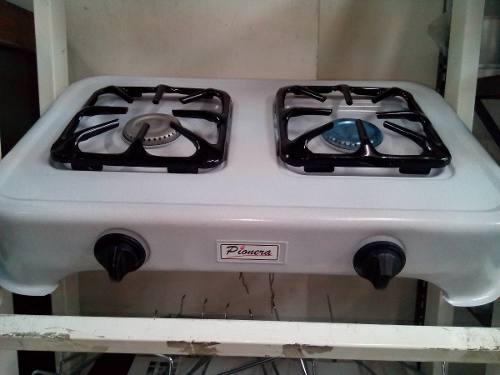 Cocina A Gas Pionera 2 Hornillas 65 Ver