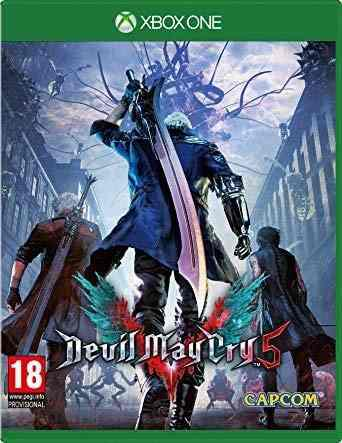 Devil May Cry 5 Deluxe Edition Xbox One Offline Rockestore