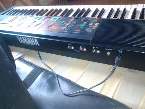 En Remate Teclado Yamaha Psr-90, Con Adaptador Y Forro.