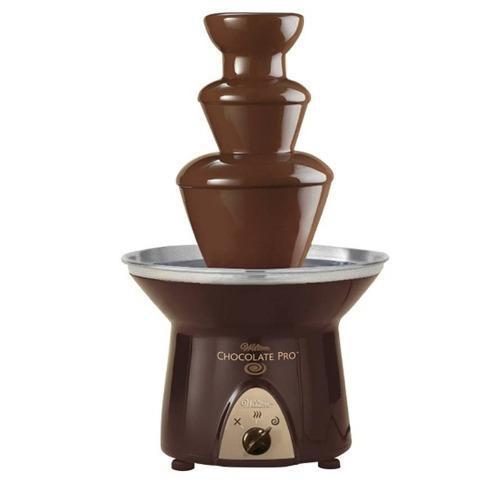 Fuente De Chocolate Y Fondue Marca Wilton Pro