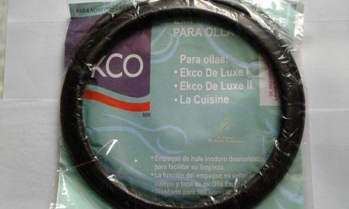 Goma De Olla De Presión Ekco De 6 Y 8 Litros, La Original