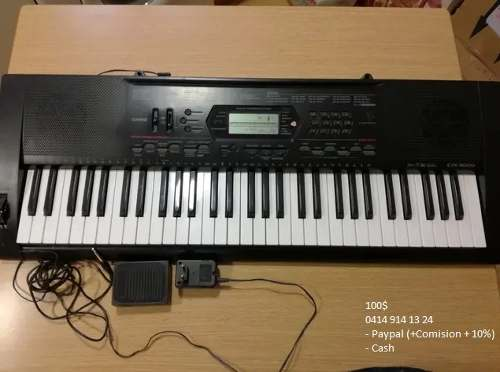 Piano / Teclado Casio Ctk )