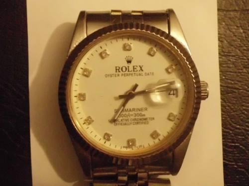 Reloj Rolex Submariner Movimiento Automático De Pulso Aaa