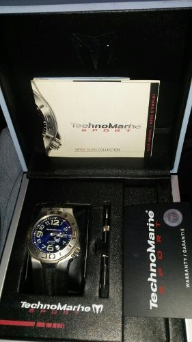 Reloj Technomarine Sport. Original