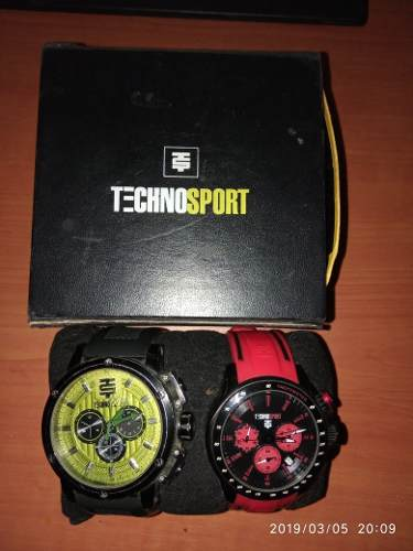Reloj Tecno Sport Original