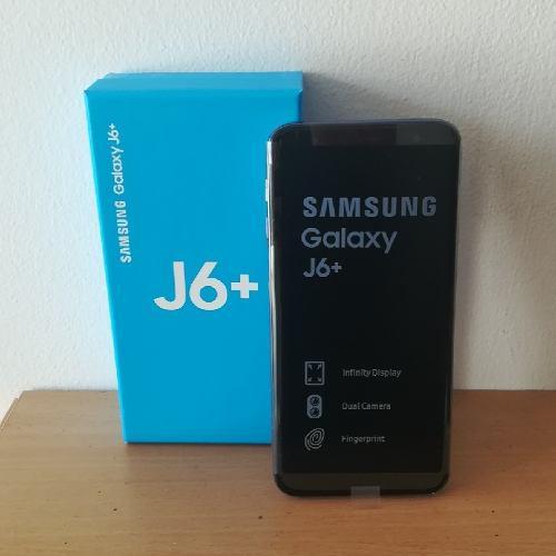 Samsung (190) Galaxy J6 Plus Sm-j610g/ds 32gb Y 3gb