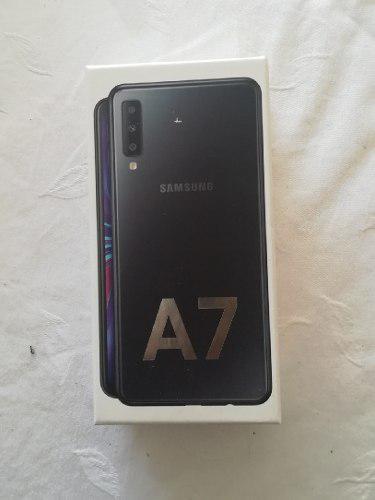 Samsung (320) Galaxy A7 (2018) 64 Gb Y 4 Gb Doble Sim