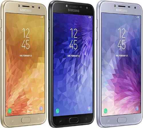 Samsung Galaxy J4 32gb + Micro Sd 32gb