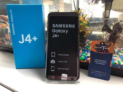 Samsung Galaxy J4+ Plus 32gb 2gb Ram Duos Ccct 170