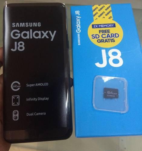 Samsung Galaxy J8 32gb Y 64gb