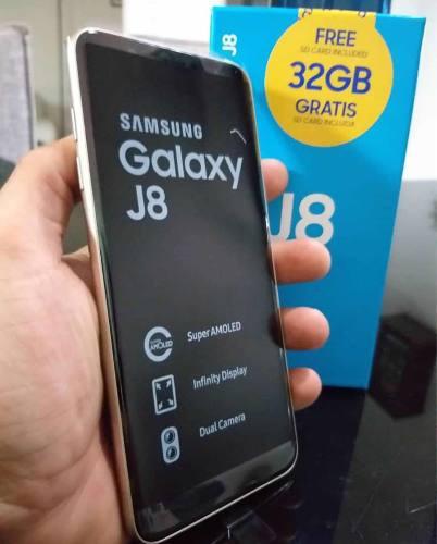 Samsung Galaxy J8 De 32gb Nuevo