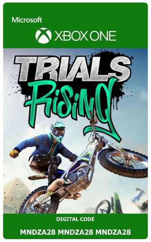 Trials Rising Videojuego Para Xbox One / Código Digital (v)