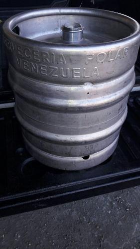Barril De Acero Inoxidable Cervecero