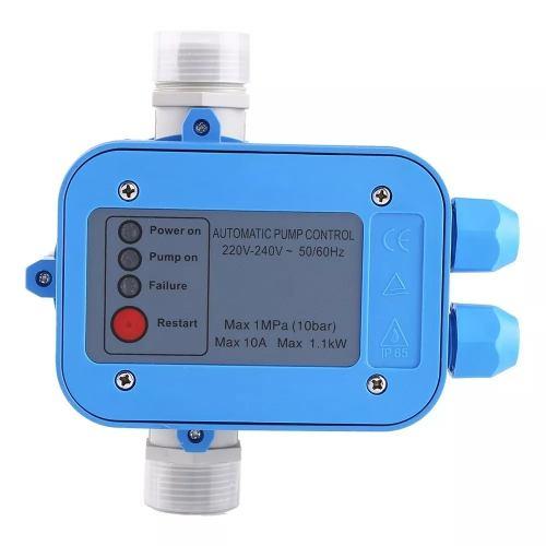 Sensor De Flujo Para Bombas Press Control 110v Griven