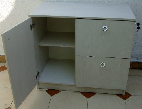 Telefonera Archivo, Mueble Para Fotocopiadora E Impresora
