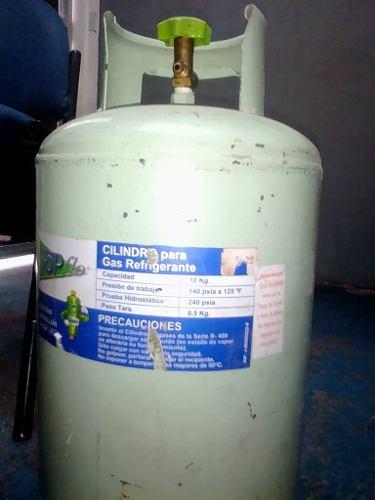 Bombona Cilindro Para Gas Refrigerante