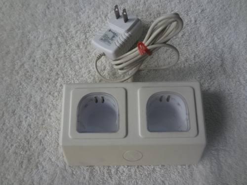 Cargador De Controles De Wii 100% Funcional