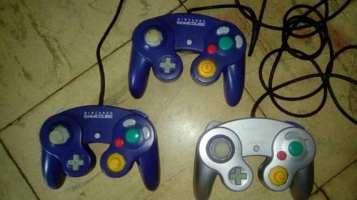 Controles Gamecube