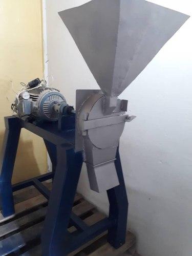Maquina Procesadora De Harina Artesanal