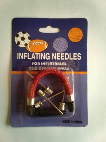 Aguja Para Inflar Balones