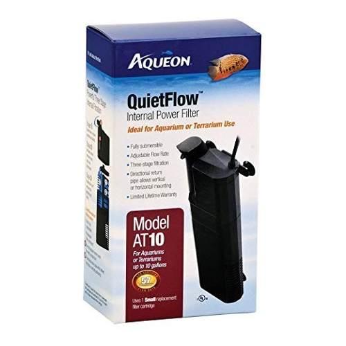 Aqueon Filtro Interno Hasta 10 Gal