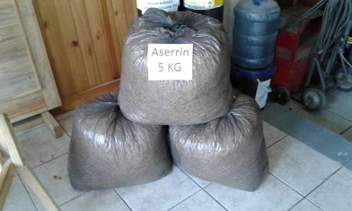 Aserrín O Viruta De Madera De Pino (bolsas De 5kg O