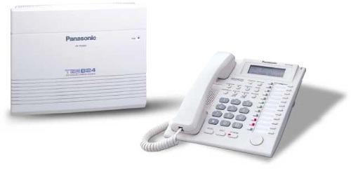 Central Telefonica Panasonic Kx-tem824 Nueva