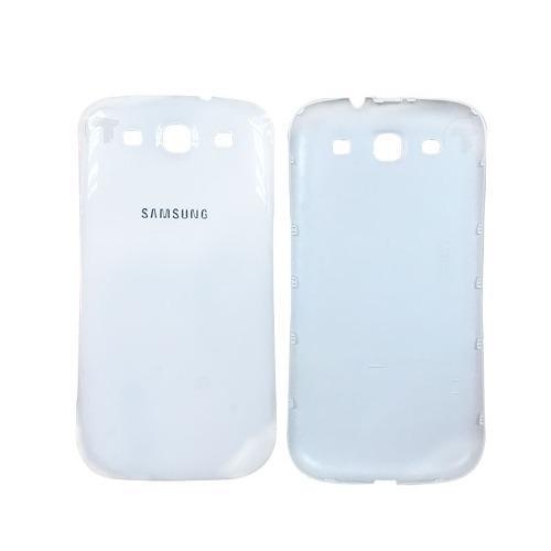Tapa Trasera Telefono Celular Samsung Galaxy S3 Blanco