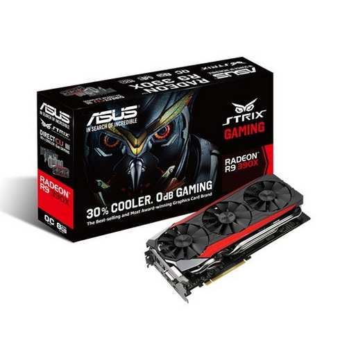 Tarjeta De Video Asus Strix Rgb Gaming