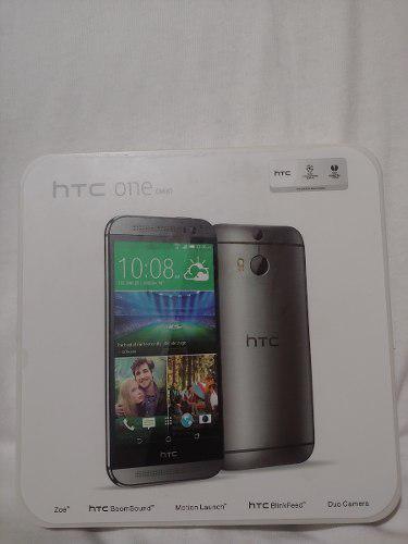Telefono Htc One M8 32gb Y 2 Ram 4g Lte Como Nuevo