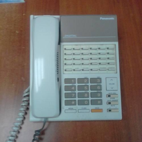 Telefonos Panasonic Kxtd 7220,7235