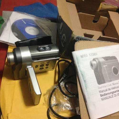 Video Cámara Grabadora Utech Dv 200