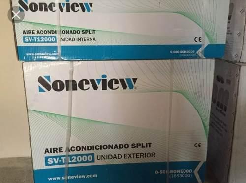 Aire Acondicionado Split  Btu Soniewie Decorativo Nuevo