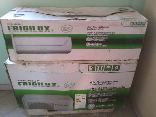 Aire Acondicionado Split Consola Frigilux 18mil Btu. 450