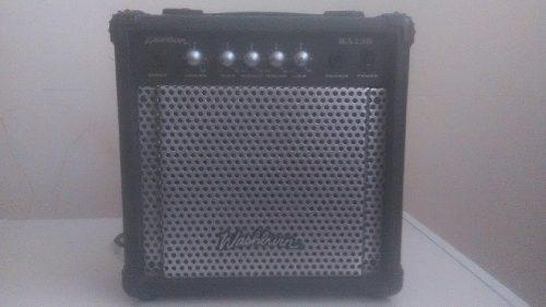 Amplificador De Bajo Washburn 15w
