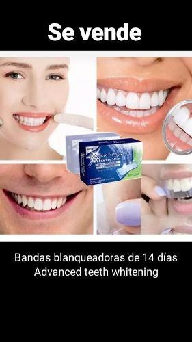 Bandas Blanqueadoras Dentales