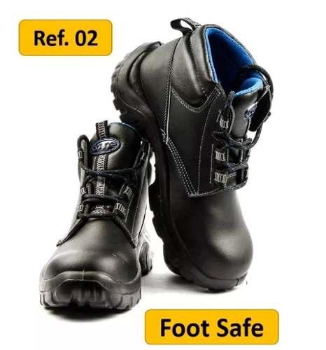 Botas De Seguridad Marcas Foot Safe, Sicura, Safari Boots