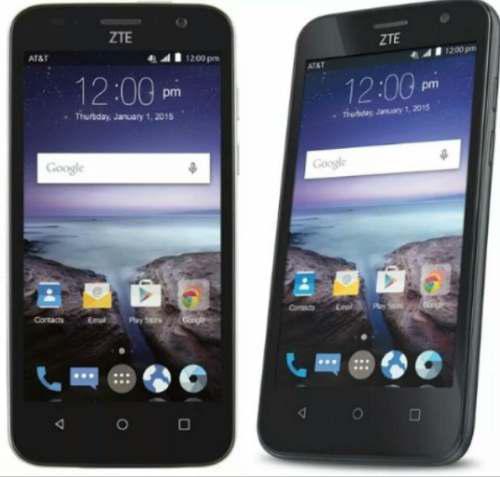 Celular Zte Maven Z812 1gb Ram 8gb 4.5 Android *descripcion
