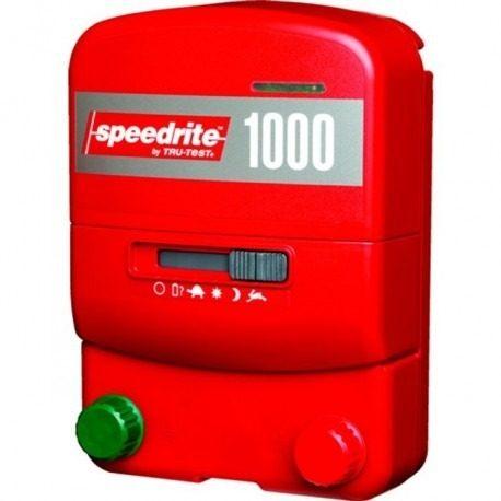 Energizador Cerca Electrica Speedrite 10 Km, Modelo  In.