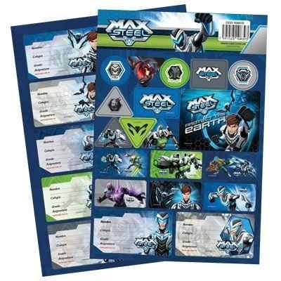 Etiquetas Escolares Para Niños Y Niñas Animalitos Monster